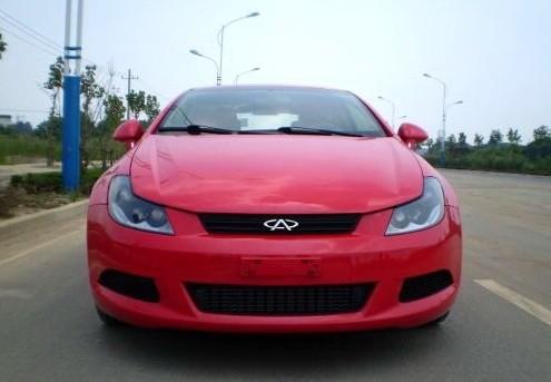 将亮相广州车展 奇瑞A6CC更名为瑞麒Z5高清图片