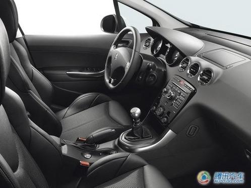 标致发布308 gti车型 搭载1.6升thp引擎