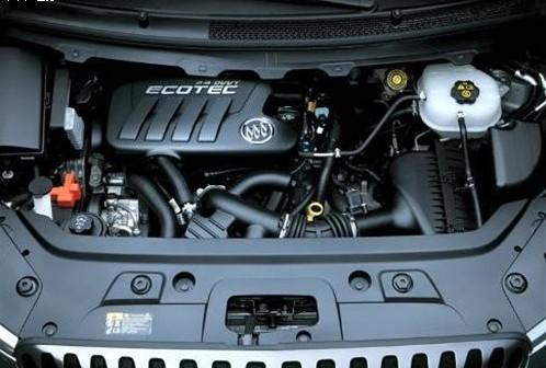 图为2011款别克GL8商务车搭载的2.4L Eco智能发动机-实力底蕴 感悟