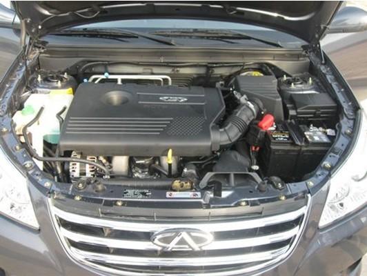 奇瑞e5acteco1.8l发动机