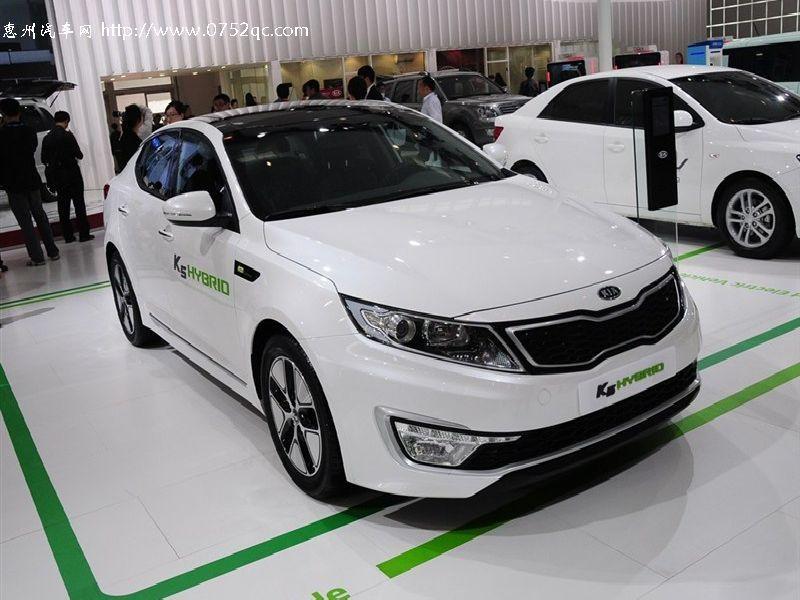 起亚K5车型-辉达起亚K5最高优惠2.5万