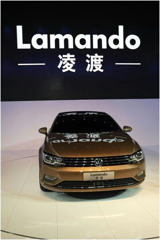 新款轿车lamando凌渡惠州恒信全面接受预定