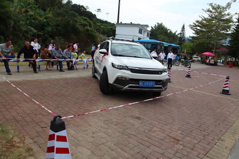 惠州猎豹汽车cs10保有客户自驾游圆满结束