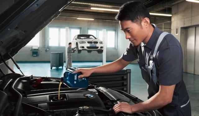 机滤保养,可赢养护大奖   爱车之道,在于养护.凡购买BMW原厂机油高清图片