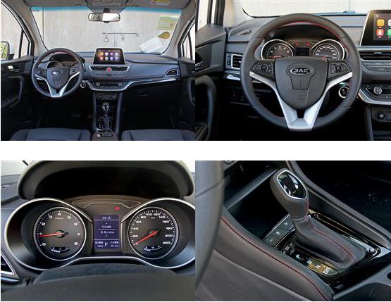 易驾SUV 瑞风S3手动豪华型6.99万包牌高清图片