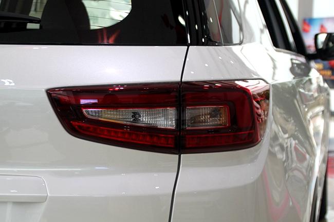 紧凑级SUV 长安CS55到店实拍高清图片