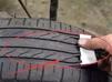 汽车轮胎换了新的以后 旧轮胎千万别扔