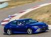 全面革新的真正换代 试驾丰田第八代凯美瑞